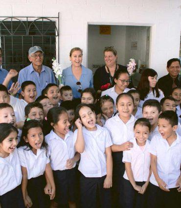 El Salvador Construye Lectura